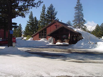 Mammoth Mountain RV Park front office in the winter #mammothrv #campmammoth  | Camping Mammoth Lakes, CA | Pinterest | Mammoth mountain, Front office  and Rv