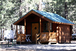 Summer Cabin Rental Mammoth Lakes, California
