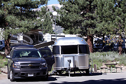 Paved RV Sites in Mammoth Lakes, CA